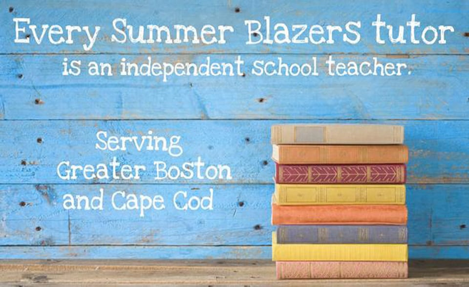 Summer Blazers Tutoring